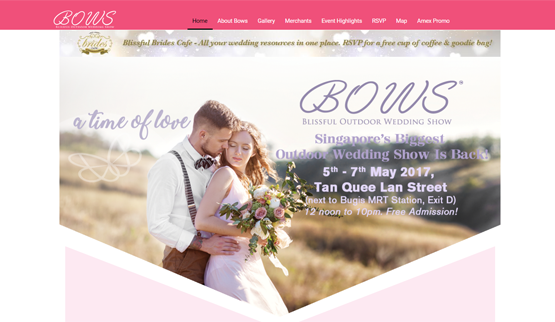 BOWS Magazine Website
